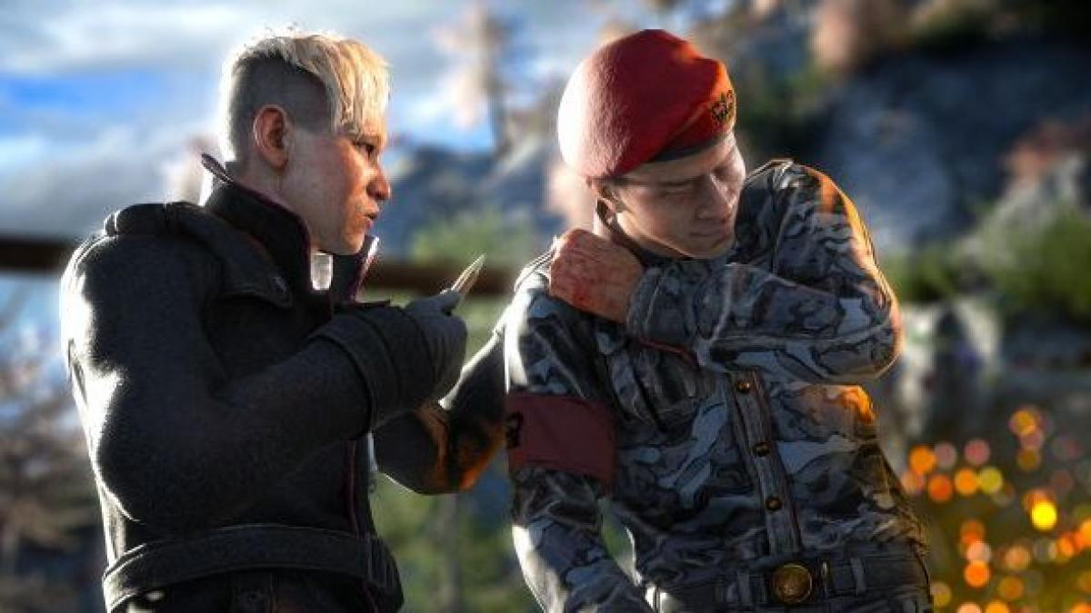 Ubisoft Ponder The Future Of Far Cry Will It Hold Dinosaurs Vampires Or Vietnam Pcgamesn