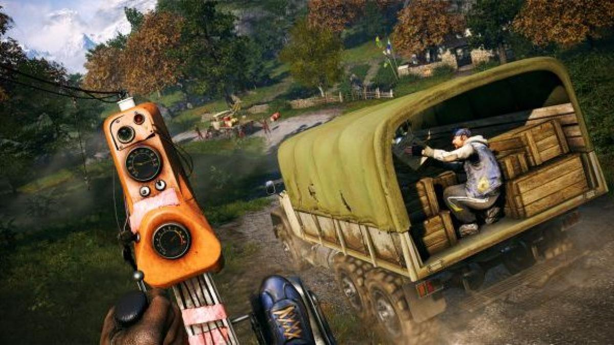 Far Cry 4 Expands Its Territory With Another Lot Of Dlc Missions Hurk Deluxe Pcgamesn