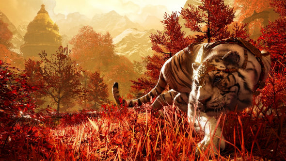 games in character's mind far cry 4