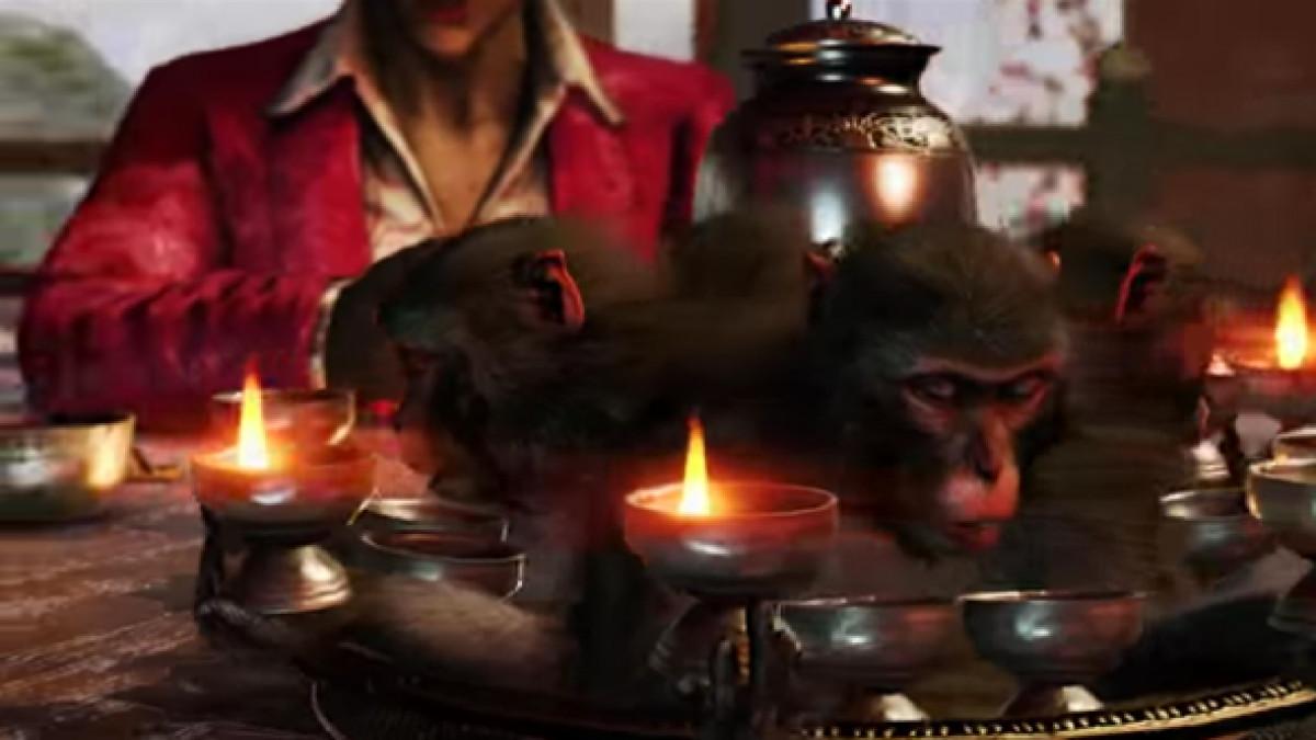Far Cry 4 Trailer Features Edible Monkey Heads Pcgamesn