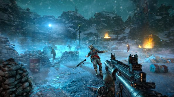 Far Cry 4 Grows A New Survival Focused Open World Today For Valley Of The Yetis Pcgamesn
