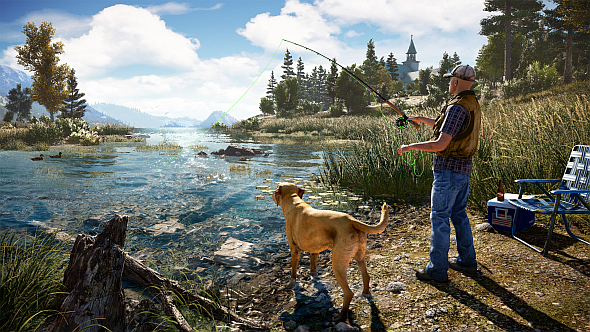 Far Cry 5 cheat commands