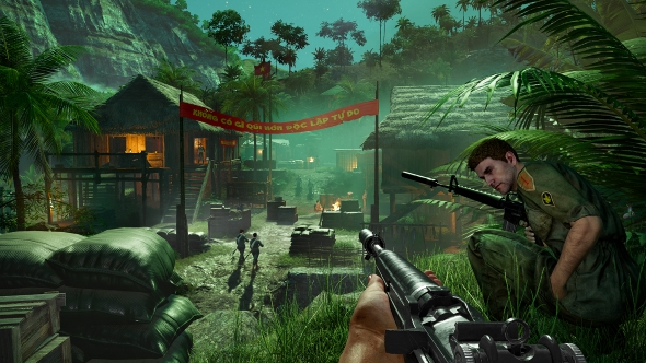 Far Cry 5 Hours Of Darkness S Nightmarish Vietnam Is The Star Of This Empty Dlc Pcgamesn