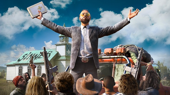 Far Cry 5 Isn T About Trump It S About Us Separatism Pcgamesn