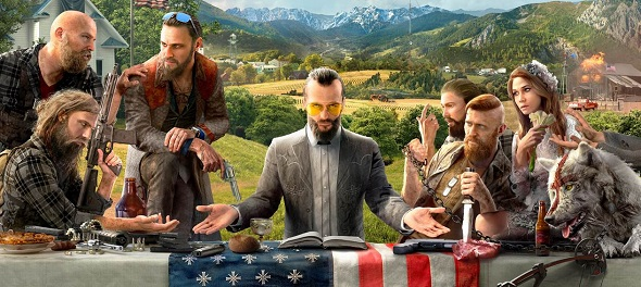 Far Cry 5 Last Supper