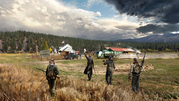 Far Cry 5 story