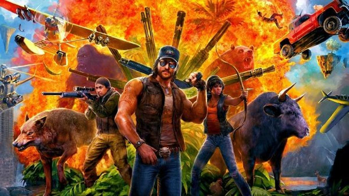 Far Cry 5 Arcade Doesn T Do Enough To Support Map Makers Pcgamesn