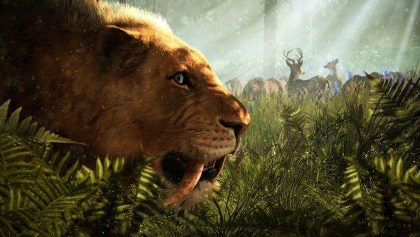 Far Cry Primal sabretooth