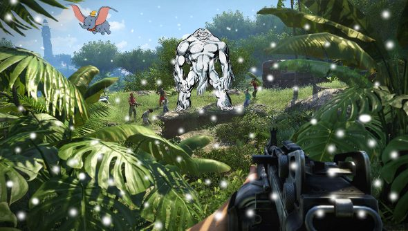 Far Cry 4 will be in the Himalayas