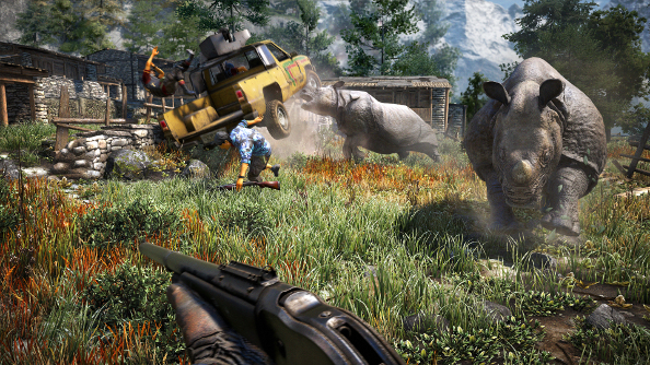 Far Cry 4 will let you fight yetis, but only if you have the season pass