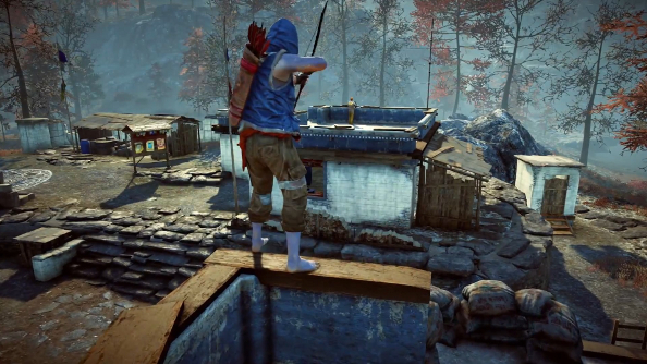 Far Cry 4's PvP will let you duke it out using armoured vehicles, magic animals and teleportation