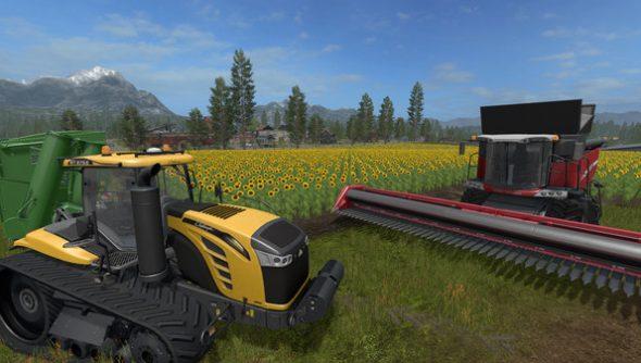 farm simulator steam