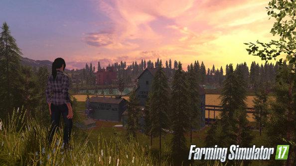 Playable women crop up in Farming Simulator 17