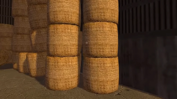 Farming Simulator 2017 mods bales