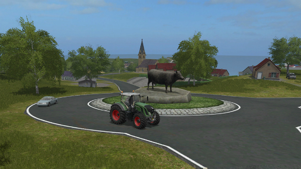 Farming Simulator 2017 mods giants island 09 map