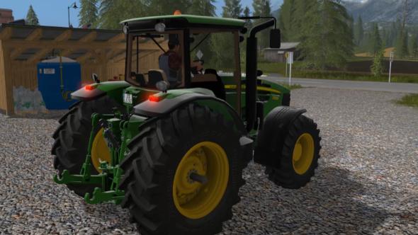 Farming Simulator 2017 mods john deere range