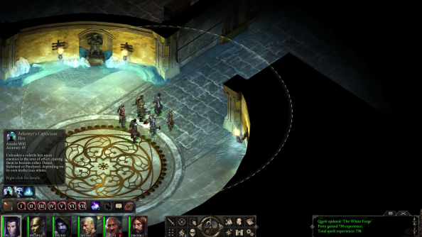 Here's a preview trailer for Pillars of Eternity 2.0: The White March: Part 1