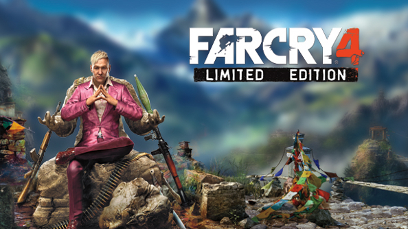 Uplay jumps the gun and reveals Far Cry 4 Limited Edition details