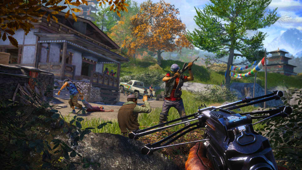 Ubisoft reveals Far Cry 4 system requirements, and they aren't completely bonkers