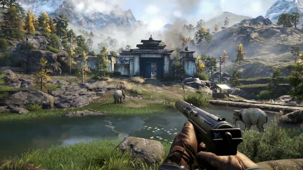Swot up on Far Cry 4 with the 8 minute launch trailer