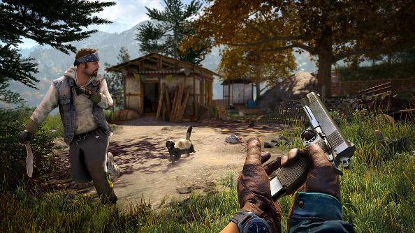 Far Cry 4's map editor won't allow you to make competitive multiplayer maps