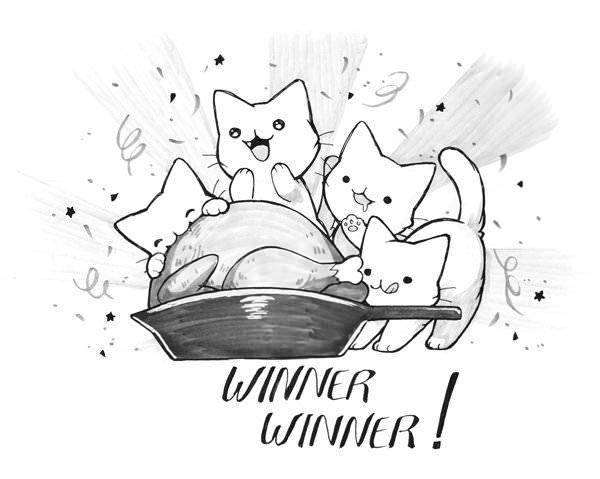 pubg cat art