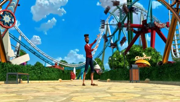 Frontier's Planet Coaster is the spiritual successor to