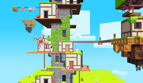 Fez update adds speedrun mode three years after release