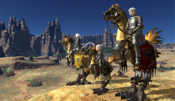 Explore a realm reborn in the new Final Fantasy XIV trailer