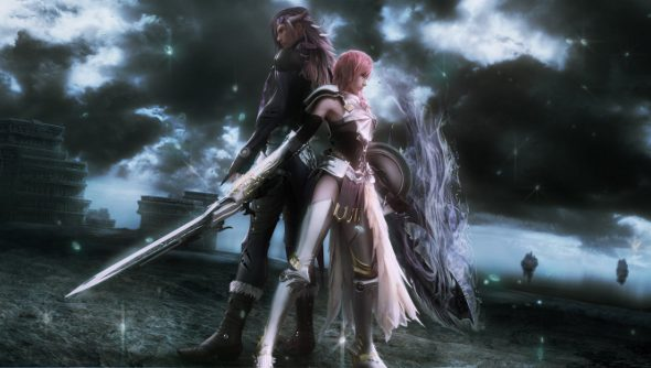 Final Fantasy XIII-2 on PC