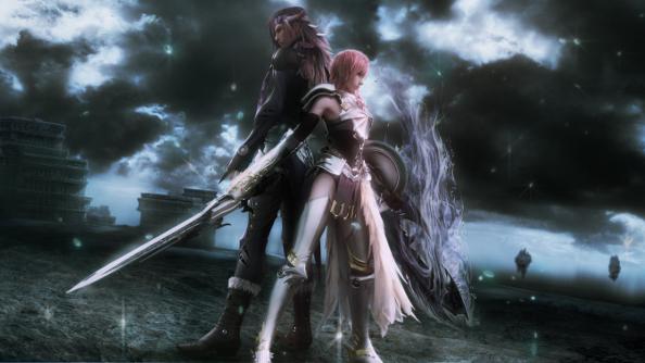 Final Fantasy XIII-2 on PC