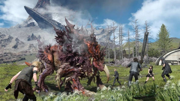 Final Fantasy XV's system requirements show that, yes, 4K gaming requires a good PC