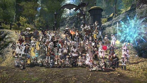Final Fantasy XIV boasts 2 million registered accounts