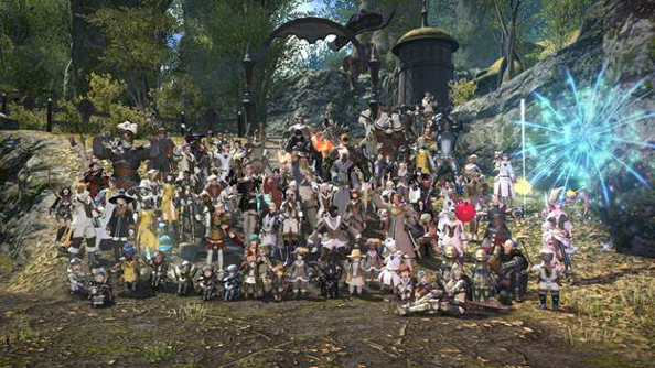 Final Fantasy XIV boasts 2 million registered accounts