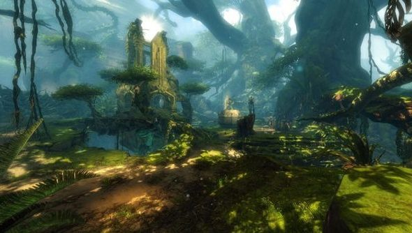 Guild Wars 2 Heart of Thorns closed beta