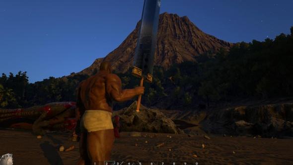 final fantasy 7 swords best ark mods