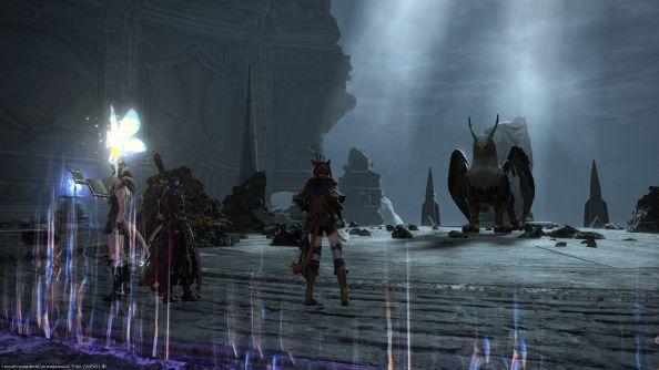 FFXIV Dungeons 3