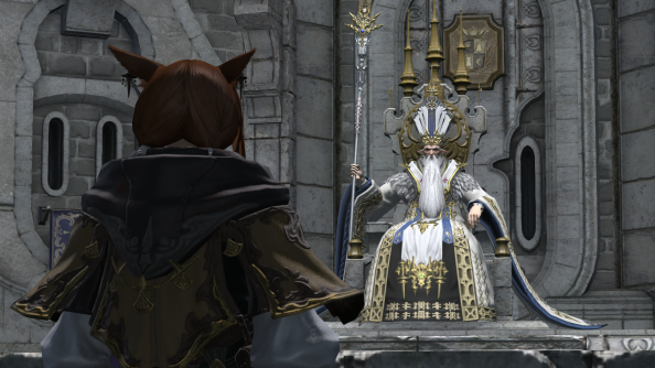 Final Fantasy XIV: Heavensward review in progress