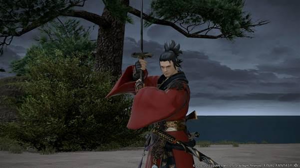 ffxiv unlocking samurai