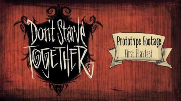 More mouths to feed: Don't Starve Together teased in prototype trailer