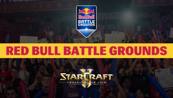 Red Bull Battle Ground Starcraft II Archon Mode Finals