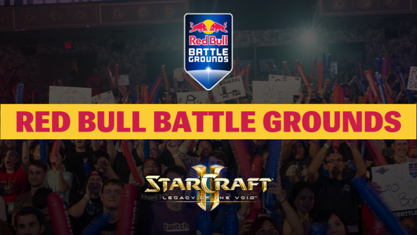 Red Bull Battle Grounds will debut Starcraft II Archon Mode tournament