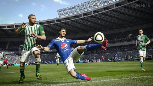 "FIFA 15 to endow footballers with ""emotional intelligence"""