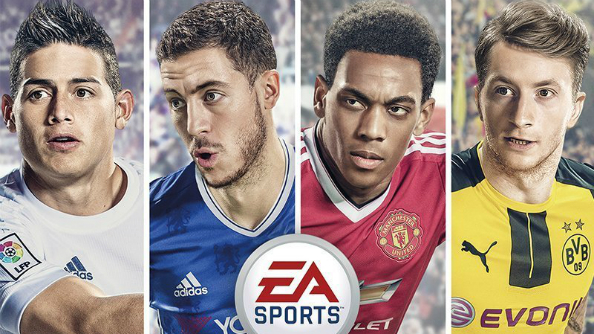 FIFA 17 shows the changing face of football in Frostbite engine