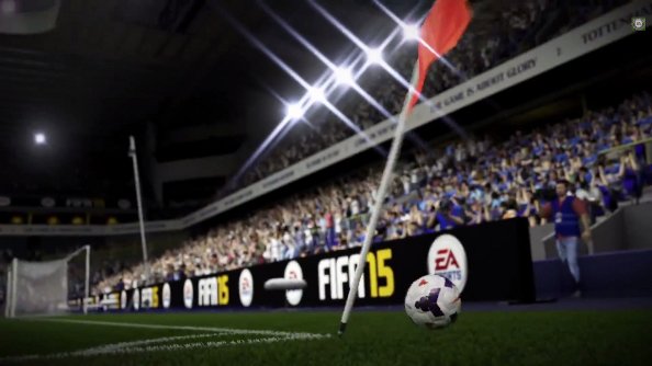 FIFA 15 is ready to blow some minds with bendy corner flags
