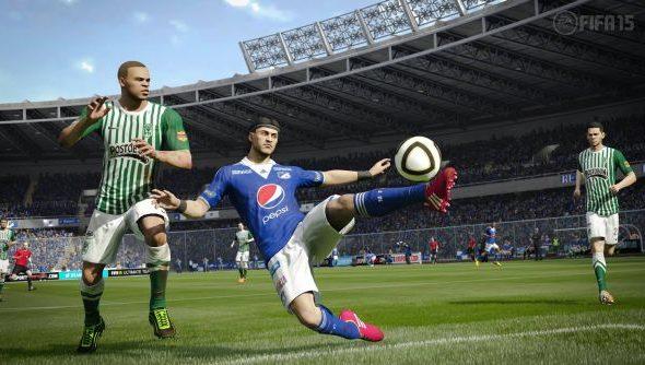 FIFA 15: Ooo, I know this one. Ambivalence?
