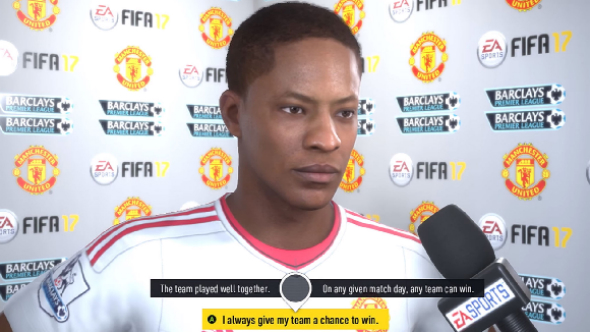 FIFA 17 PC The Journey Hunter