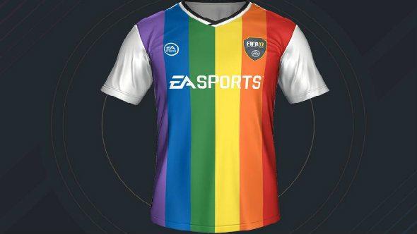 FIFA 17 rainbow kit