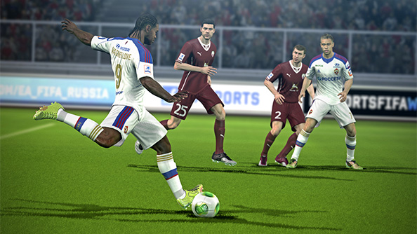 Free to play FIFA World enters open beta