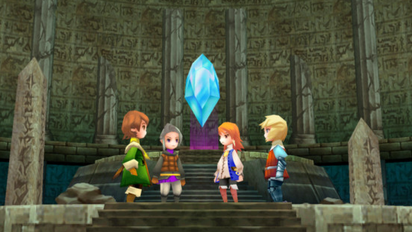 Final Fantasy III coming to Steam following success of VII and VIII ports